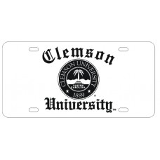 CLEMSON SEAL UNIVERSITY - ETCHED