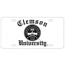 CLEMSON SEAL UNIVERSITY - ETCHED