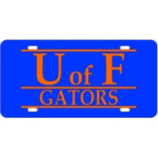 U OF F GATORS BAR BLUE - BAR