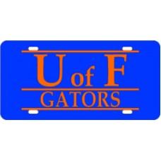 U OF F GATORS BAR BLUE - BAR