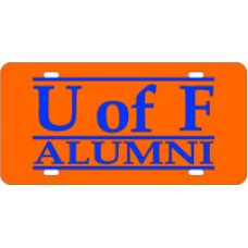 U OF F ALUMNI BAR ORANGE - BAR