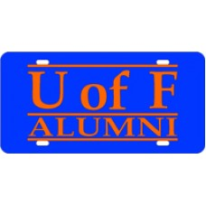 U OF F ALUMNI BAR BLUE - BAR