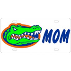 GATOR HEAD MOM - License Plate