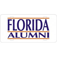 FLORIDA ALUMNI BAR WHITE - BAR