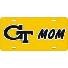 GT INTERLOCK MOM - License Plate