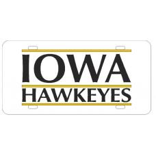 IOWA HAWKEYES BAR - BAR