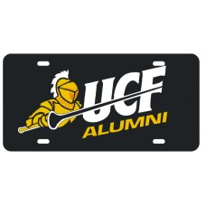 NEW KNIGHT UCF ALUMNI - License Plate