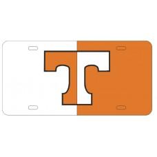 BLOCK T SPLIT - License Plate