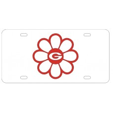 DAISY OVAL G - License Plate