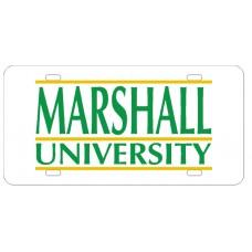 MARSHALL UNIVERSITY BAR WHITE - BAR