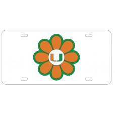DAISY U - License Plate