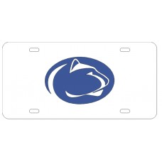 Penn State LOGO - License Plate