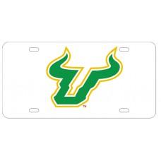 USF LOGO - License Plate