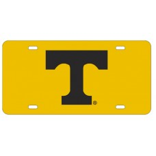 BLOCK T YELLOW - ETCHED