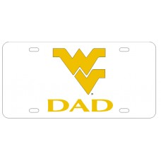 WV DAD - License Plate
