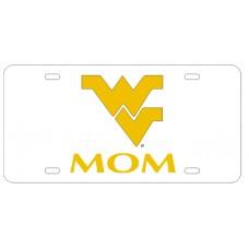WV MOM - License Plate