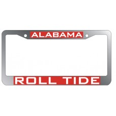 ALABAMA/ROLL TIDE - CHROME