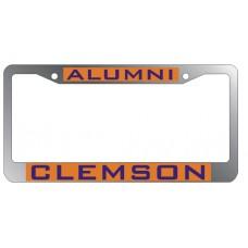 ALUMNI/CLEMSON - CHROME