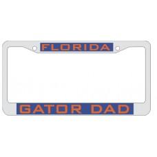 FLORIDA/GATOR DAD - CHROME