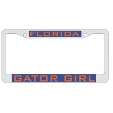 FLORIDA/GATOR GIRL - CHROME