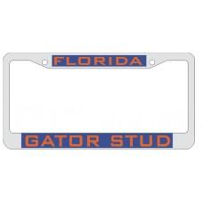 FLORIDA/GATOR STUD - CHROME