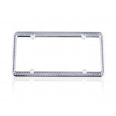 256 Chrome Sapphire Frame