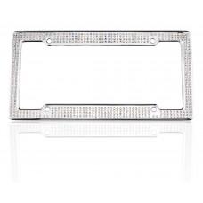 VIP Chrome Aurore Boreale Frame