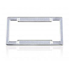 VIP Chrome Lite Sapphire Frame