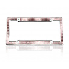 VIP Chrome Red Frame