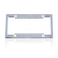 VIP Chrome Sapphire Frame