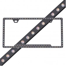 Slimline 116 Black Aurore Boreale Frame