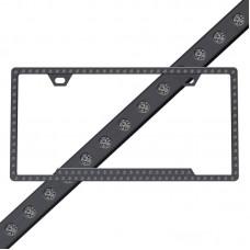 Slimline 116 Black on Black Frame