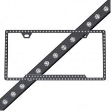 Slimline 116 Black Ice Frame