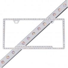 Slimline 116 Chrome Aurore Boreale Frame
