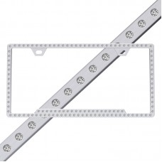 Slimline 116 Chrome Ice Frame
