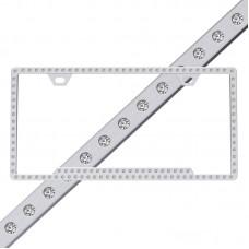 Slimline 116 Chrome Ice Frame