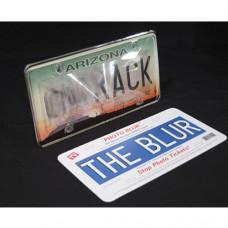 Photo Blur Multi Angle Anti Photo License Plate Cover