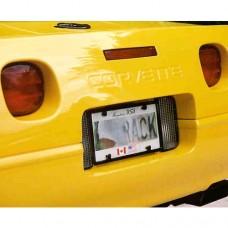 Super Protector Multi Angle Anti Photo License Plate Cover