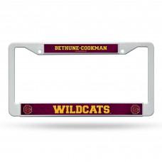 Bethune Cookman Plastic License Plate Frame
