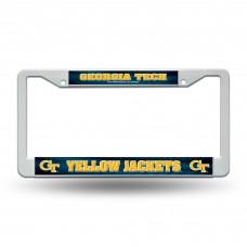 Georgia Tech Plastic License Plate Frame