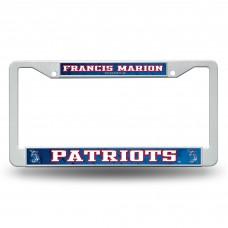 Francis Marion Plastic License Plate Frame