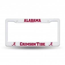 Alabama Crimson Tide Plastic License Plate Frame