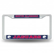 South Alabama Plastic License License Plate Frame