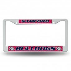 Samford Plastic License Plate Frame