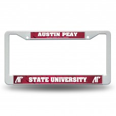 Austin Peay State Plastic License Plate Frame