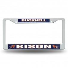 Bucknell Bison Plastic License Plate Frame