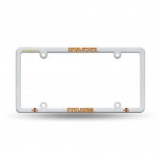 "Iowa State ""I"" Logo EZ View Plastic License Plate Frame"