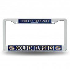 Kent St Plastic License Plate Frame