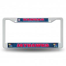 Kansas Plastic License Plate Frame