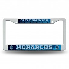 Old Dominion Plastic License Plate Frame
